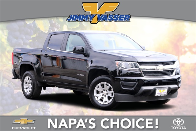 Certified Pre-Owned 2018 Chevrolet Colorado LT