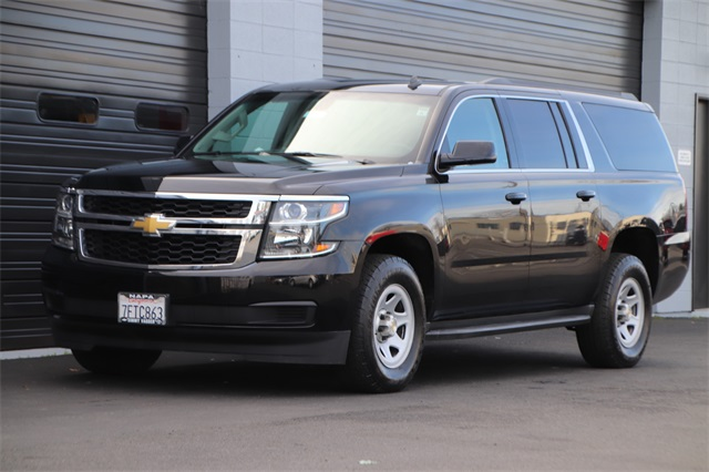 Pre-Owned 2015 Chevrolet Suburban RWD