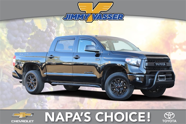Pre-Owned 2015 Toyota Tundra TRD Pro