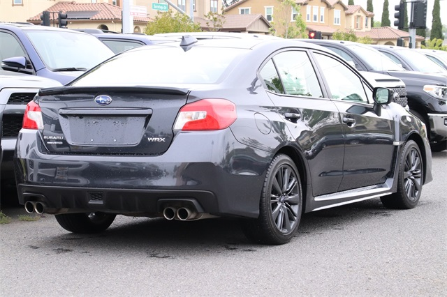 Pre-Owned 2016 Subaru WRX Base AWD 4D Sedan
