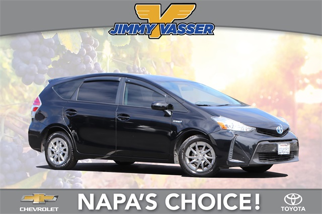 Pre-Owned 2016 Toyota Prius v Two