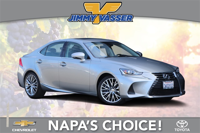 Used Lexus Is Napa Ca