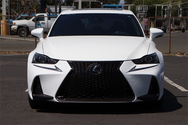 Pre-Owned 2018 Lexus IS 350
