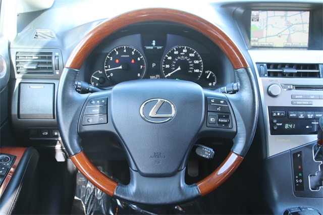 Pre-Owned 2010 Lexus RX 350