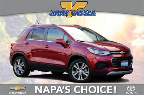 Certified Pre-Owned 2018 Chevrolet Trax LT