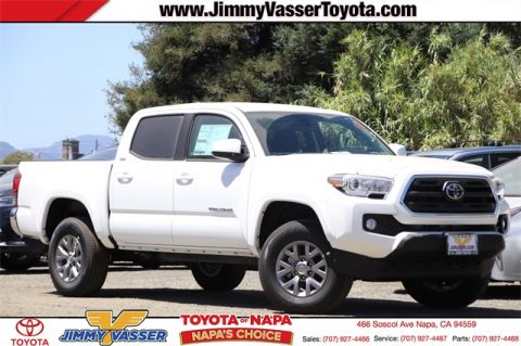 New 2019 Toyota Tacoma SR5 4D Access Cab in Napa #T190748