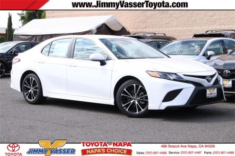 New 2019 Toyota Camry L