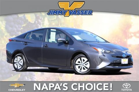 Pre-Owned 2018 Toyota Prius Three