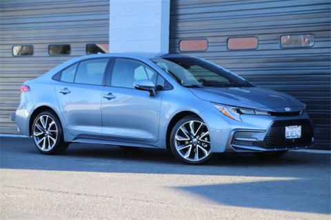 Pre-Owned 2020 Toyota Corolla XSE