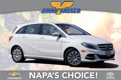 Pre-Owned 2014 Mercedes-Benz B-Class B 250e